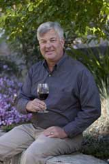 Winemaker Ted Edwards