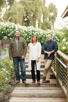 Warren, Jody, and Ryan Bogle