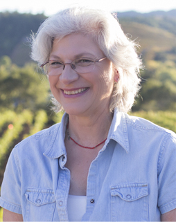 Winemaker Penny Gadd-Coster