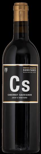 Wines of Substance Cabernet Sauvignon Jack's Vineyard