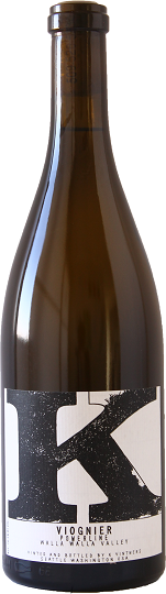 K Vintners Powerline Viognier