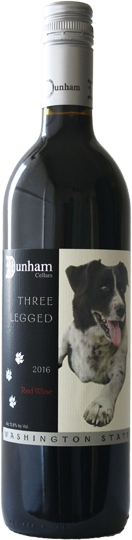Dunham Cellars Three Legged Red