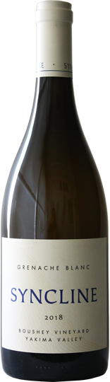 Syncline Winery Grenache Blanc