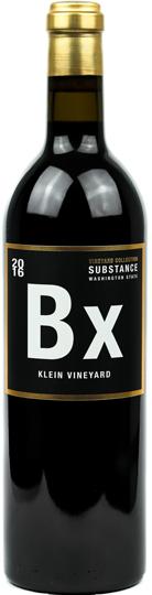 ワインズ オブ サブスタンス クライン・BXブレンド