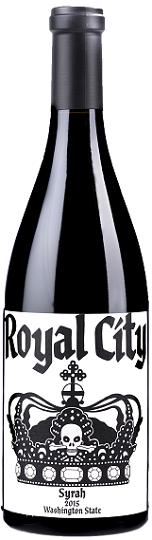 K Vintners Royal City Syrah