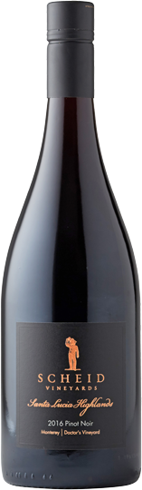 Scheid Vineyards Pinot Noir Santa Lucia Highlands