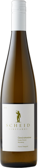 Scheid Vineyards Gewurztraminer