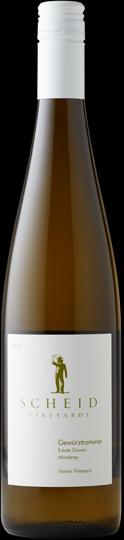 Scheid Vineyards Gewurztraminer