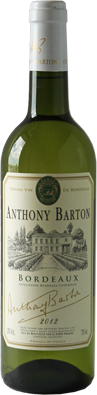 Anthony Barton Bordeaux Blanc