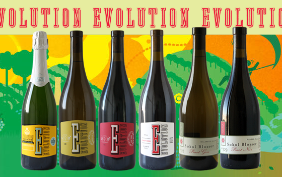 Evolution Wine Set