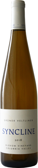 Syncline Winery Grüner Veltliner
