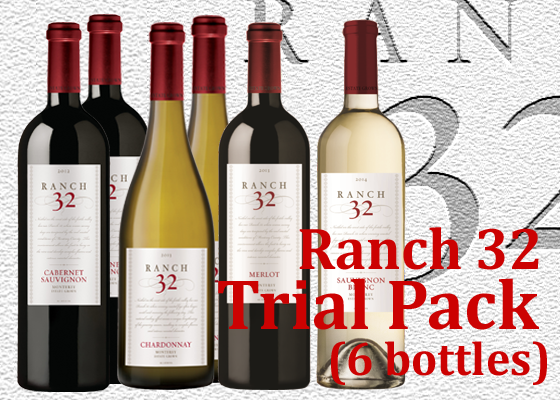 Ranch 32 Trial Pack