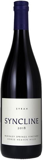 Syncline Winery Syrah McKinley Springs Vineyard