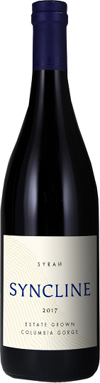 Syncline Winery Estate Grown Syrah
