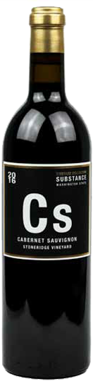Wines of Substance Cabernet Sauvignon  Powerline Vineyard