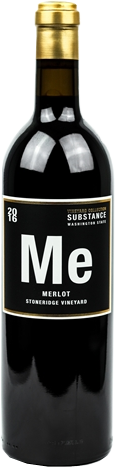 Wines of Substance Merlot Stoneridge Vineyard